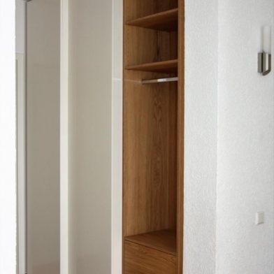 einbau garderobe schreinerei malin. Black Bedroom Furniture Sets. Home Design Ideas