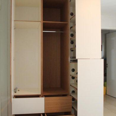 Garderoben Schuhschrank (1)