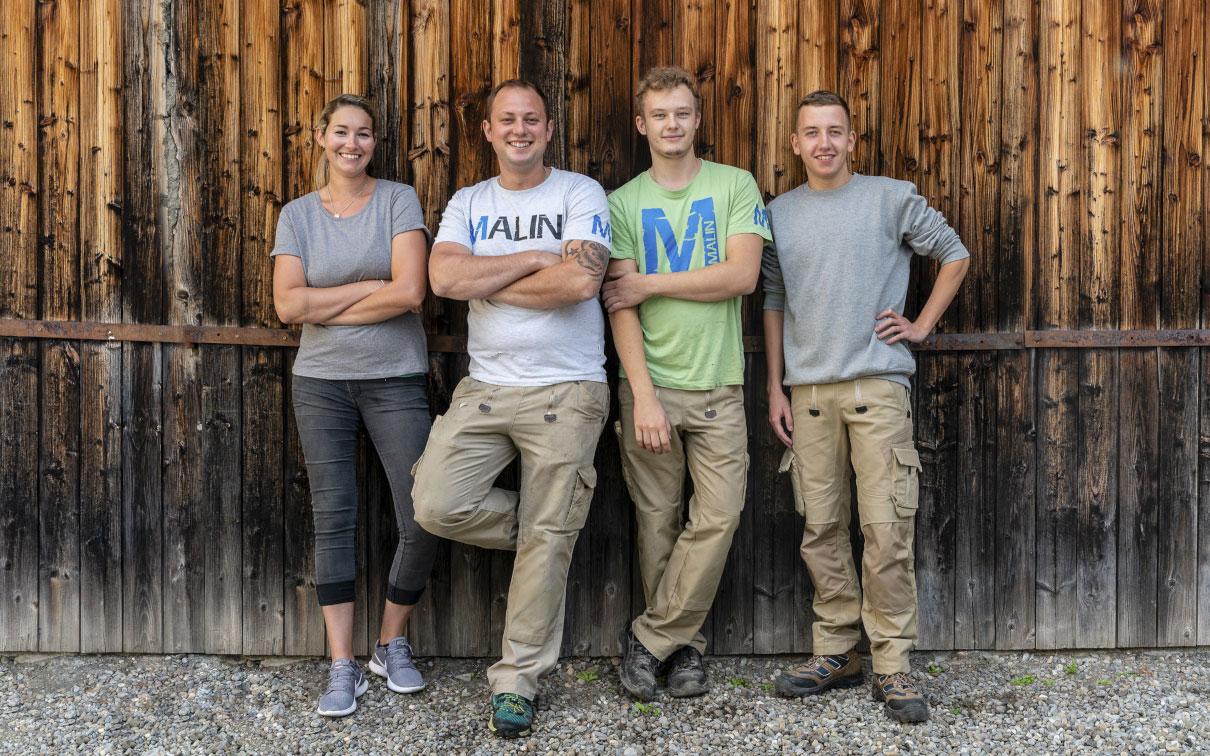 Schreiner Malin - Team